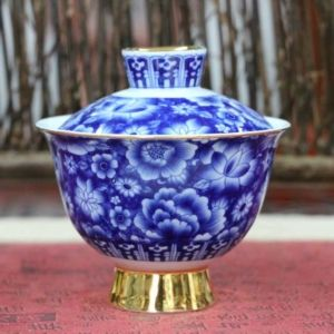 Гайвань «Имитация древней керамики»