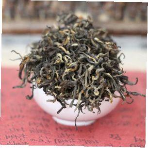 Черный чай народности Ли (Хайнань)