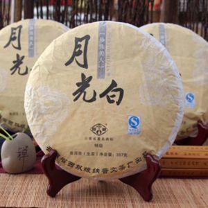 """Шэн пуэр Пувэнь - """"Белый чай Юэ Гуан Бай"""""""