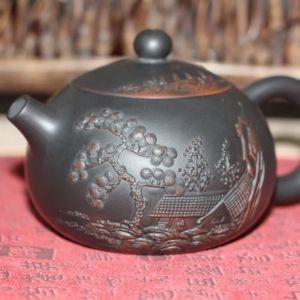 Чайник из цзяньшуйской глины