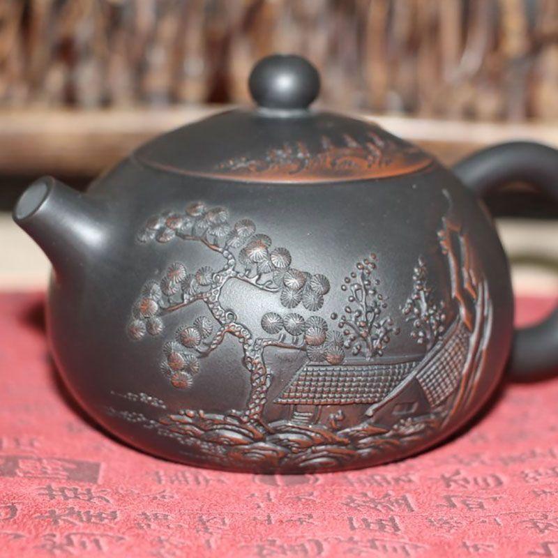 Чайник-из-цзяньшуйской-глины