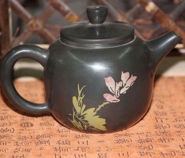 """Чайник """"Священный моллюск"""""""