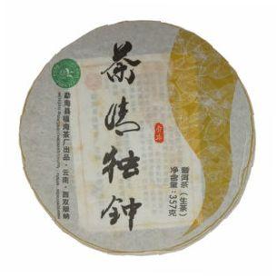 Шэн пуэр от Фухай Ча Цин Ду Чжун купить с доставкой