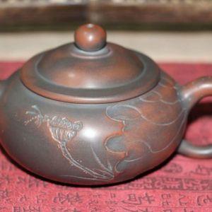 Чайник  XI ZHI HU  荷花*Цветущий лотос*