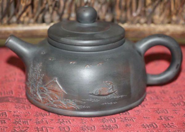 """Чайник """"Рельефный пейзаж"""" BANYUE HU"""