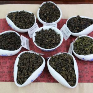 8 сортов чая ГАБА - набор пробников