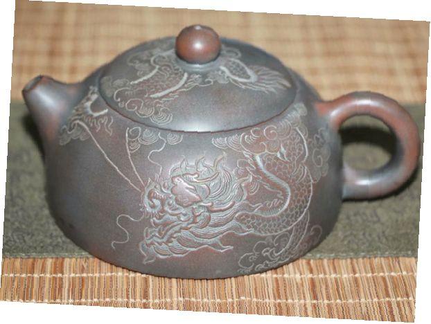 Чайник «Полумесяц - Дракон»