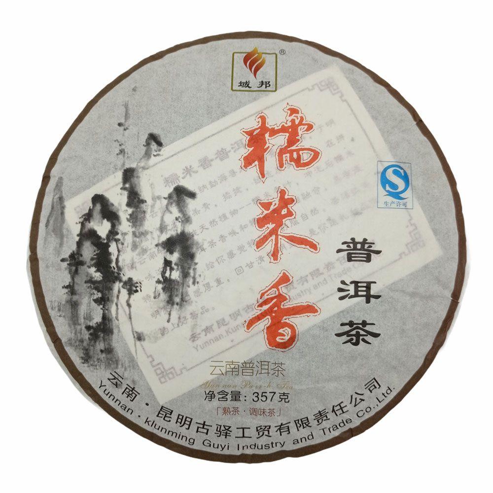 Шу пуэр от Гу И Аромат клейкого риса купить с доставкой