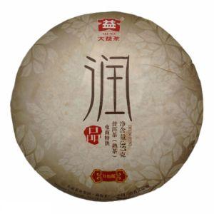 Шу пуэр от Мэнхай Да И - Рун Пин - Образец качества
