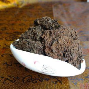 Шу пуэр от Пувэнь Большие Чайные Головы купить с доставкой