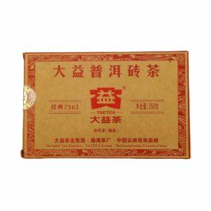 Шу пуэр от Мэнхай Да И 7562 купить с доставкой