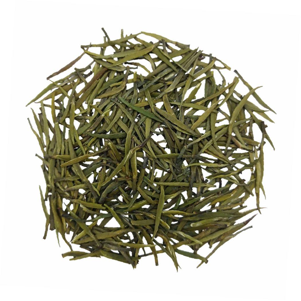 Зеленый чай Чжу Е Цин Зелёный листок бамбука купить с доставкой