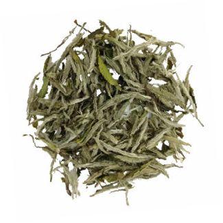 Белый чай Фудин Бай Хао Инь Чжень Серебрянные Иглы купить с доставкой