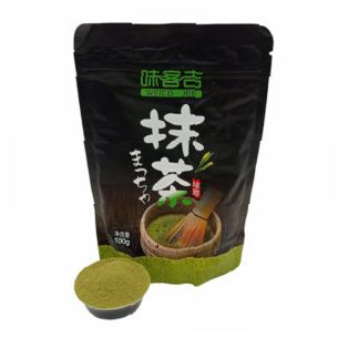 Маття (Матча) - молотый зелёный чай Weico Jee купить с доставкой