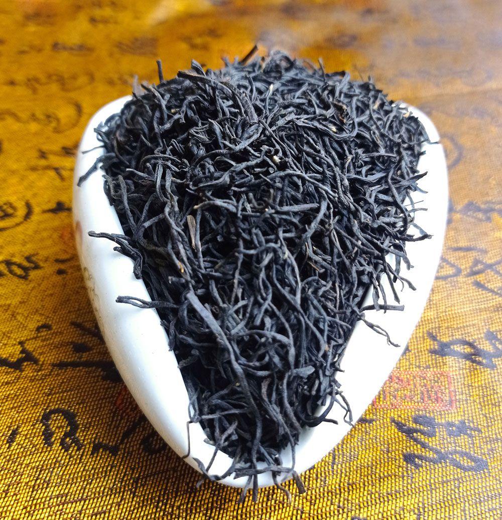 Красный чай Цзю Цюй Хун Мэй Красная слива у извилистого ручья купить с доставкой