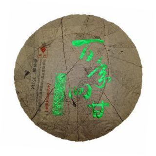 Шу пуэр от Гу И - Бай Нянь Хуэй Гань - Вкус столетия