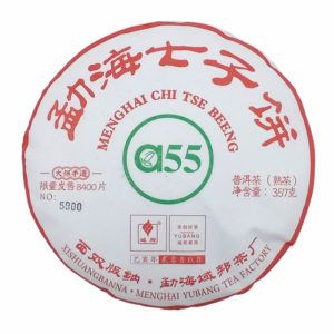 Шу пуэр от Гу И - А 55 - купить с доставкой