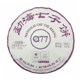 Шу пуэр от Гу И - А 77 - купить с доставкой