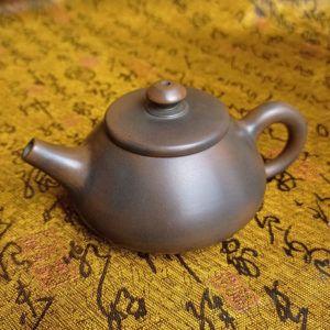 Циньчжоуский чайник |Маленькая каменная тыква| 90 мл - купить с доставкой