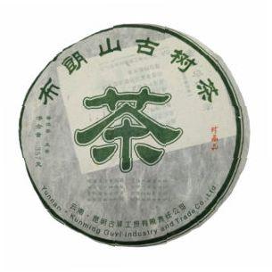 Шэн пуэр от Гу И - Булань Шань Гу Шу - Древние деревья Булань Шань