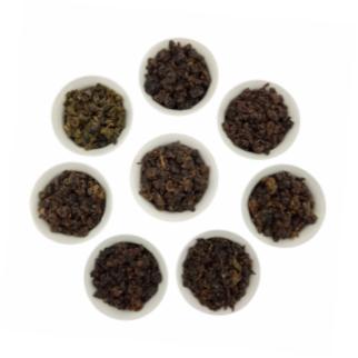 8 сортов чая ГАБА - набор пробников купить с доставкой